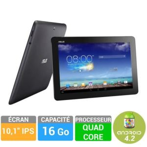 "Asus MeMo Pad HD 10 (ME102A) 16 Go - Tablette tactile 10"" sous Android 4.2.2"