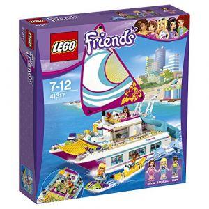 Lego 41317 - Friends : Le catamaran