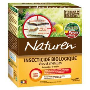 Naturen Insecticide biologique et vers et chenilles BG Boîte 30 g