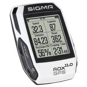 Sigma ROX 11.0 GPS Bike Computer - Blanc