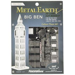 Metal Earth Maquette Big Ben Londres