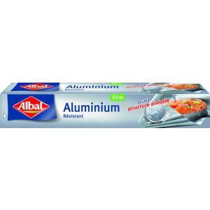 Albal Aluminium ménager (50 m)