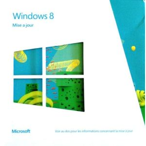 Windows 8 - Mise à jour pour Windows