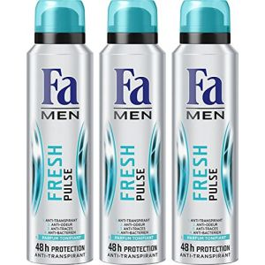 FA Men fresh pulse - anti-transpirant 48h