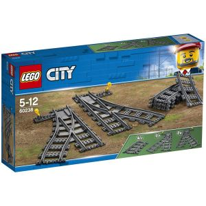 Lego City - Les aiguillages - 60238