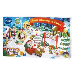 Vtech Super calendrier Tut Tut Copains Père Noël