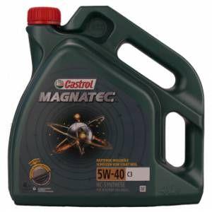 Castrol Magnatec 5w-40 C3 4 Litres Bidon - Neuf