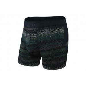 Saxx Underwear Vêtements intérieurs Kinetic - Black Frequency - Taille XL