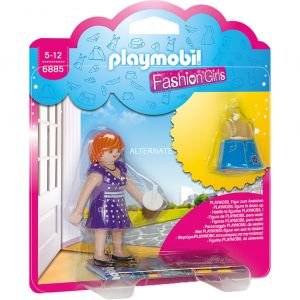 Playmobil 6885 Fashion Girl - Tenue de Ville