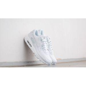 Nike Air Max 90 Leather chaussures blanc 45,5 EU