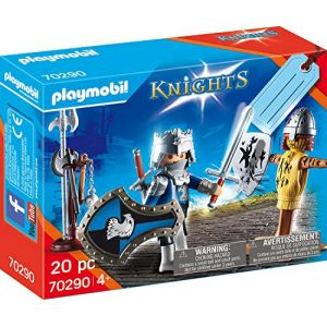 Playmobil 70290 - Set Cadeau Chevaliers