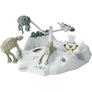 Mattel Hot Wheels - Station intergalactique Star Wars CGN34