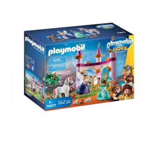 Playmobil : THE MOVIE Marla et château enchanté