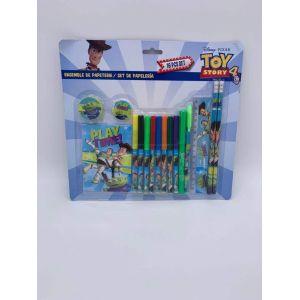 Set de papeterie 16 pcs Toy Story 4