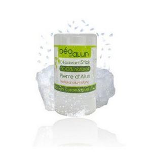 MKL Green Nature Déodorant stick à la pierre d'alun 100% naturel