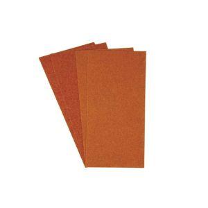 Rayher Papier émeri grain 40 + 60 - 11,5 x 28 cm 4 pièces