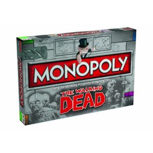 Winning Moves Monopoly The Walking Dead (version anglaise)