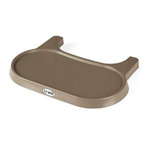 Brevi Tablette pour chaise haute Slex Evo