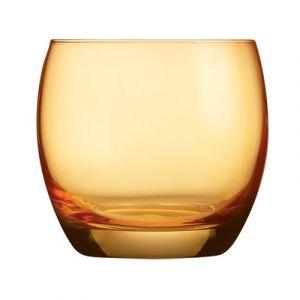 Arcoroc 6 verres à eau 32cl orange studio Salto