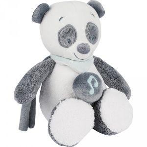 Nattou Peluche mini musical Panda Loulou