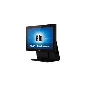 """Elo TouchSystems Elo Touchcomputer 15E2 Kiosque 1 x Celeron J1900 / 2 GHz RAM 4 Go SSD 128 Go HD Graphics GigE Aucun SE fourni moniteur LED 15.6"""" 1366 x 768 (HD) écran tactile"""