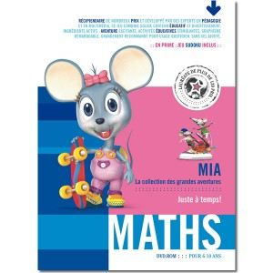 Mia Maths : Juste A Temps [Windows]