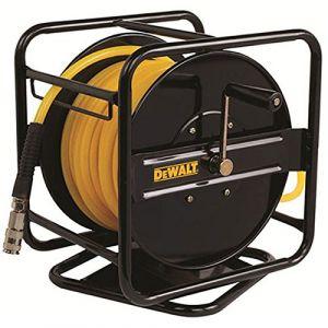 Dewalt Enrouleur à manivelle pneumatique tuyau 30m DWP-CPACK30
