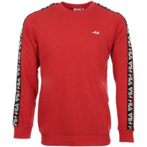 FILA Sweat-shirt Aren Crew Sweat rouge - Taille EU M