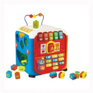 Vtech Maxi cube multi-activités