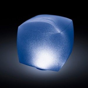 Intex Lampe Led Flottante Cube