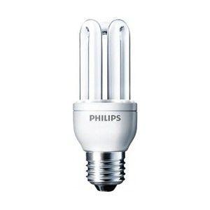 Philips 8718291658535 Ampoule tube à économie d'énergie Culot à vis Edison E27 Blanc chaud 11 W