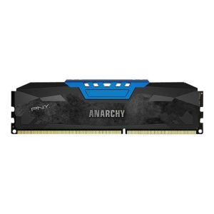 PNY MD8GK2D3213310AB-Z - Barrette mémoire Anarchy DDR3 8 Go (2 x 4 Go) DIMM 240 broches