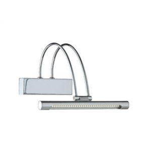 Image de Ideal lux Applique tableau led bow Nickel Acier 005379