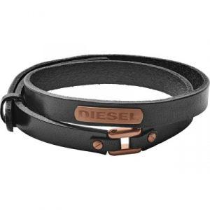 Diesel Bracelet Homme Dx1093221 Noir