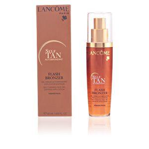 Lancôme Flash Bronzer - Gel visage autobronzant application express