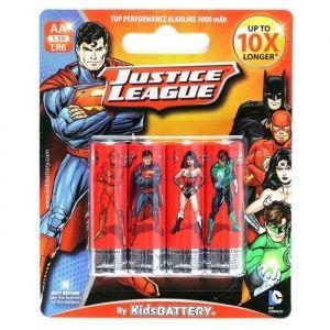 Justice League 4 Piles AA - LR06