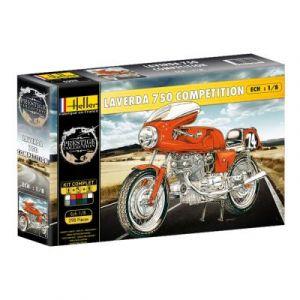 Heller Maquette Moto : Kit Laverda 750 SFC