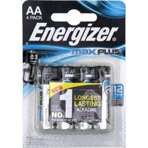Energizer Pile LR06 (AA) alcaline(s) E301323600 Max Plus 1.5 V 4 pc(s)