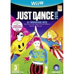 Just Dance 2015 [Wii U]