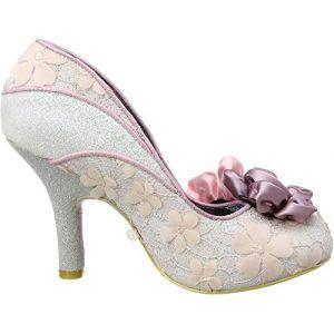 Irregular Choice Chaussures escarpins PEACH MELBA Rose - Taille 36