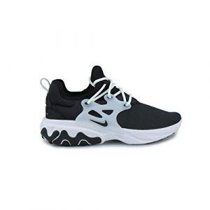 Nike Baskets basses Nile React Presto noires Noir