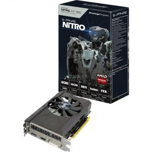 Sapphire Technology 11243-05-20G - Carte graphique Radeon Nitro R7 360 2 Go GDDR5 PCI Express 3.0 x16