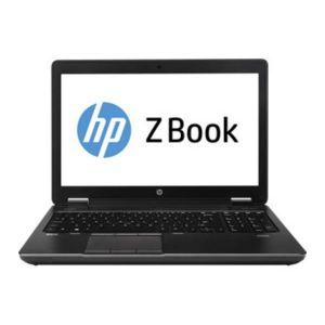 """HP ZBook 15 Mobile (F0U63ET) - 15.6"""" avec Core i7-4700MQ 2,4 GHz (avec Maj. W8)"""