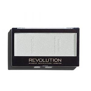 Revolution Beauty London Ingot Highlighter - Platinum - 12 gr