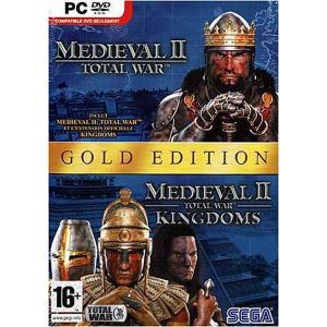 Total War : Medieval 2 - gold edition [PC]