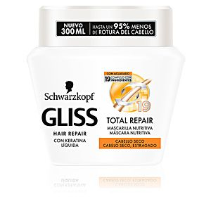 Schwarzkopf Gliss Total Repair - Masque 300 ml