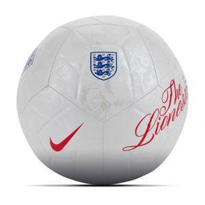 Nike Ballon de football England Strike - Blanc - Taille 5 - Unisex