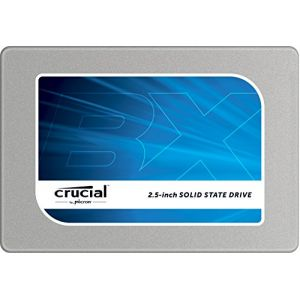 "Crucial CT500BX100SSD1 - Disque SSD BX100 500 Go 2,5"" SATA III"