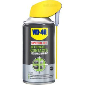 WD-40 Nettoyant contacts Specialist 250 ml