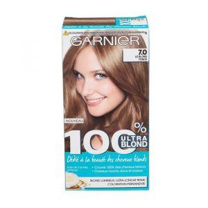 Garnier Coloration 100% Ultra blond 7.0 blond foncé